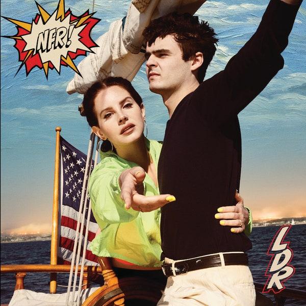 10.20 Lana Del Rey - Norman Fucking Rockwell