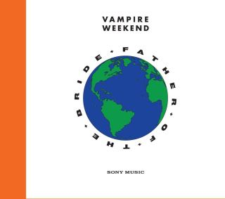 10.20 Vampire Weekend - Father of the Bride