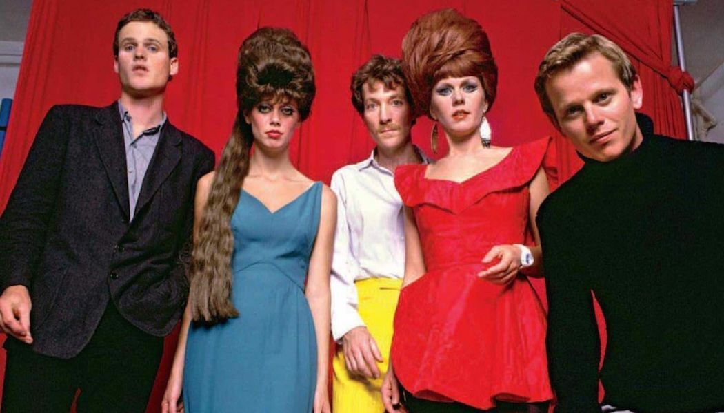 10.29 The B-52's