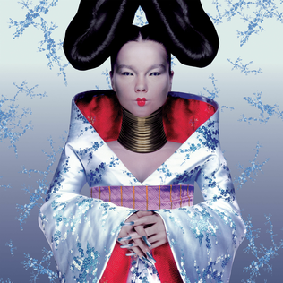 10.3 Björk - Homogenic