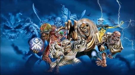 10.30 Iron Maiden Eddie
