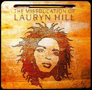 10.4 Lauryn Hill - The Miseducation of Lauryn Hill