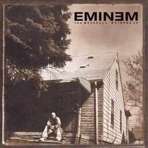 10.7 Eminem - The Marshall Mathers LP