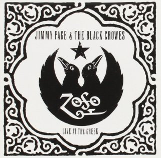 10.7 Jimmy Page & The Black Crowes - Live at the Greek