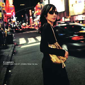 10.7 PJ Harvey - Stories from the City, Stories from the Sea