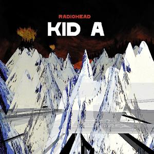 10.7 Radiohead - Kid A