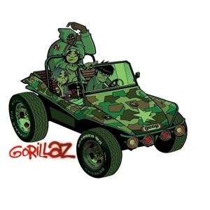 10.8 Gorillaz - Gorillaz