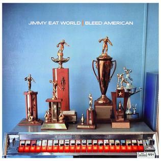 10.8 Jimmy Eat World - Bleed American