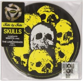 11.13 15.Misfits Lemonheads - Skulls