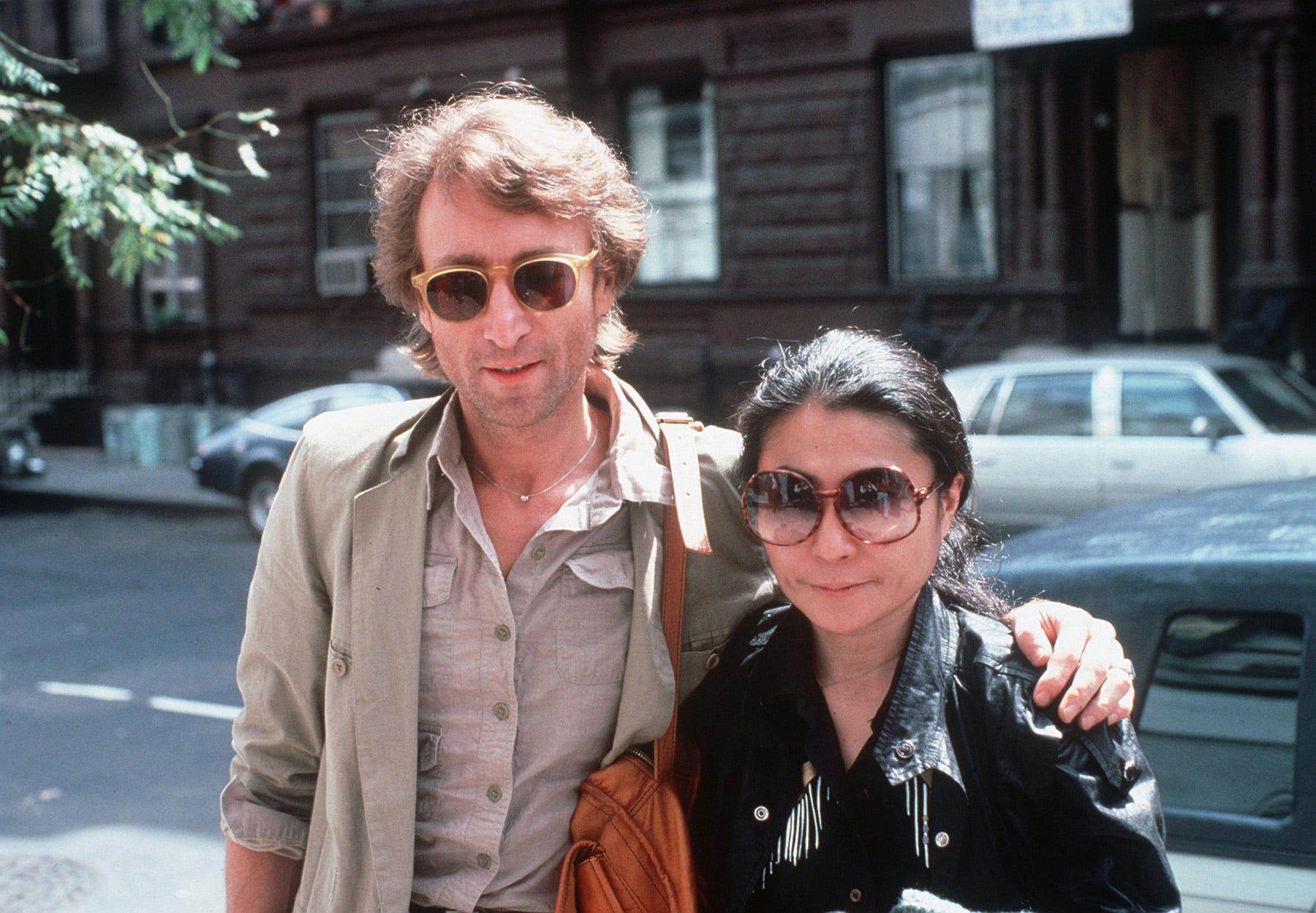 12.8 John & Yoko