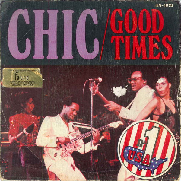 1.12 1.Good Times - Chic
