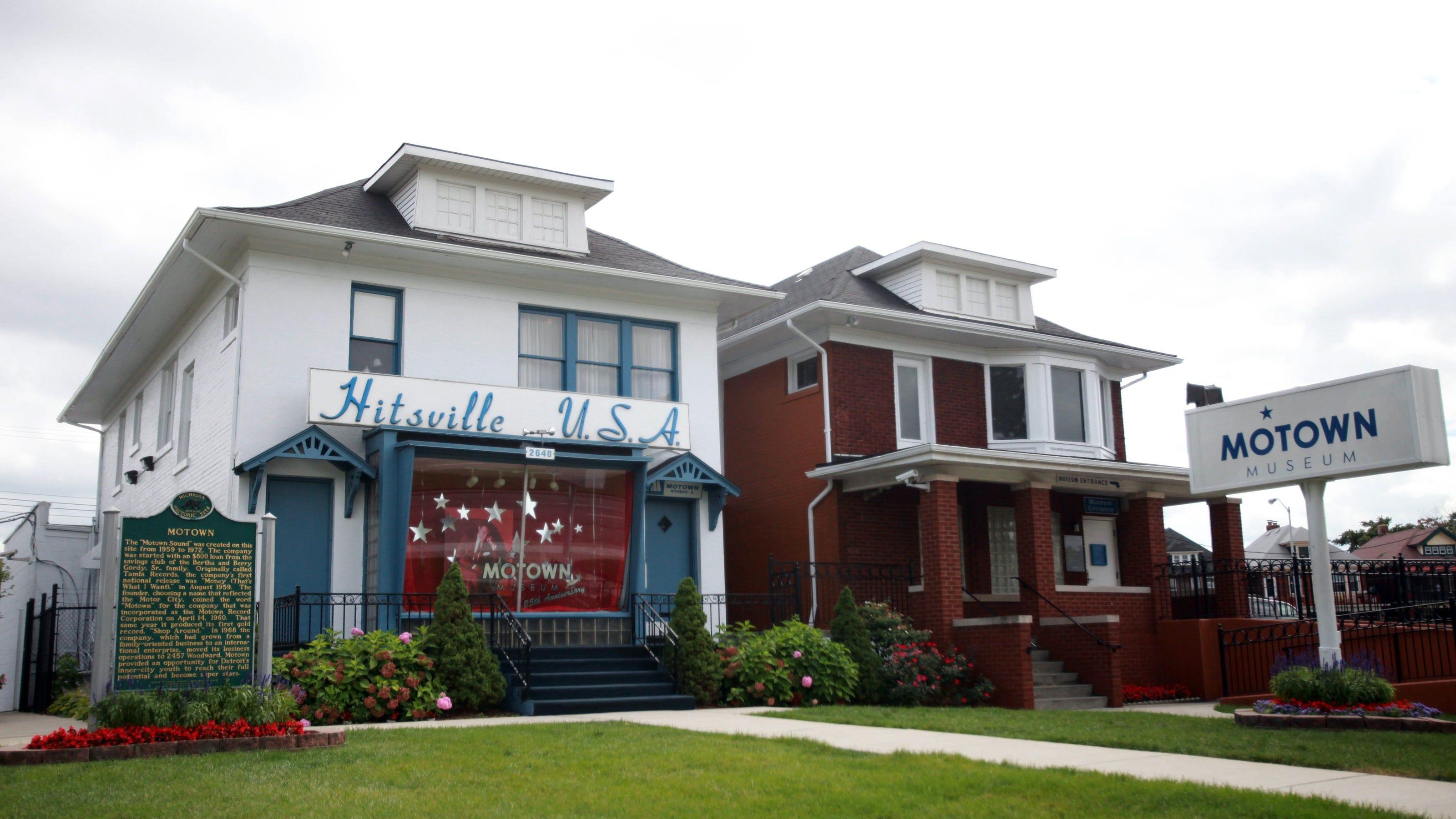 2.16 Hitsville USA Studio & Museum