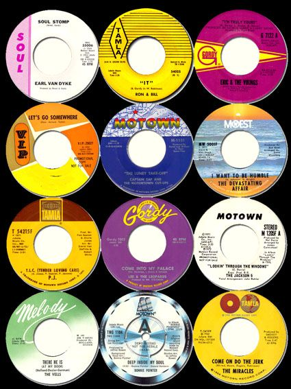 2.16 Motown record labels