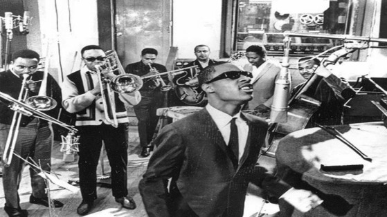 2.16 Stevie Wonder with the Funk Brothers